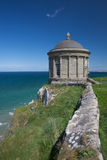 Mussenden Temple 2 royalty free stock photography