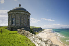 Mussenden Temple Royalty Free Stock Image