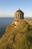 Mussenden temple Royalty Free Stock Photography