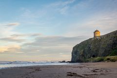 Downhill Beach stock images
