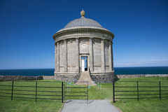 Mussenden Temple Front Royalty Free Stock Photos