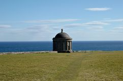Mussenden Temple Stock Image
