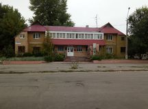 Mussium a Kharkov fotografie stock