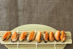 mussla arkivbilder