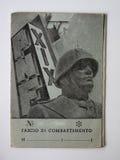 Mussolini immagine stock