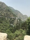 Mussoorie obrazy royalty free