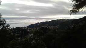 Mussoorie scenes Royalty Free Stock Photography