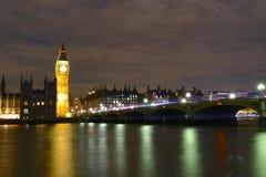 Historic buildings in London stock photo