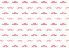 mustache ilustração stock