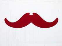 mustache immagini stock