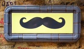 mustache immagine stock