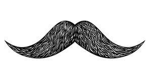Mustache Royalty Free Stock Photo