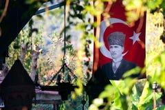 Mustafa Κεμάλ Ατατούρκ Στοκ φωτογραφία με δικαίωμα ελεύθερης χρήσης
