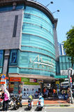 Mustafa Centre in Weinig India in Singapore Stock Afbeeldingen