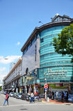 Mustafa Centre in Weinig India in Singapore Stock Fotografie