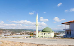 Mustafa Ersoy Mosque Royalty Free Stock Images