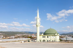 Mustafa Ersoy Mosque Royalty Free Stock Photography