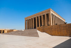 Mustafa Kemal Ataturk mausoleum in Ankara Turkey Stock Photo