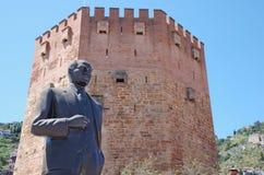 Mustafa Kemal Ataturk monument Royalty Free Stock Image