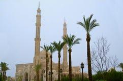 Mustafa Mosque en Sharm el-Sheikh Imagenes de archivo