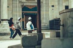 Mustafa Pasha Mosque Skopje fotografia stock libera da diritti