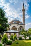 Mustafa Pasha mosque Royalty Free Stock Photo