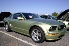 Mustang 2005 del Ford GT Fotografia Stock Libera da Diritti