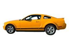 Mustang Stockfoto