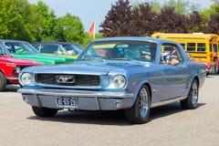 1966 Mustang Royalty-vrije Stock Foto
