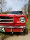 Mustang américain de voiture de muscle Images libres de droits