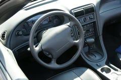Mustang-Armaturenbrett Lizenzfreie Stockfotos