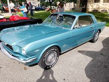 mustang 68 photographie stock