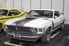1970 mustang boss 302 Royalty Free Stock Photos