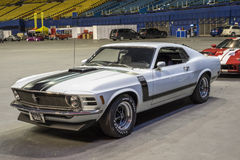 1970 Mustang boss 302 Stock Photo