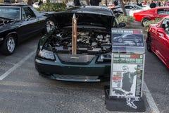 Mustang Bullit Royalty Free Stock Image