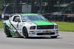 Mustang Challenge Racing Stock Photos