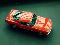 Mustang classico Fotografie Stock Libere da Diritti