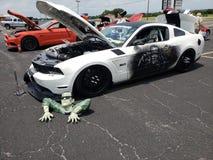 Mustang de Franky foto de stock
