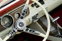 Mustang del Ford Fotografie Stock Libere da Diritti