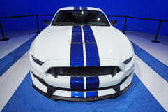 Mustang 2015 di Ford Shelby GT350 Immagini Stock