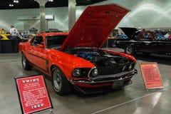 Mustang du patron 302 Image stock