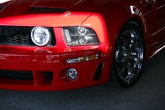 Free Mustang Front End Stock Photography - 6328482