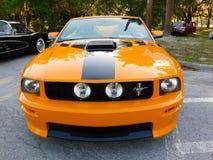 Mustang - GT zdjęcie stock