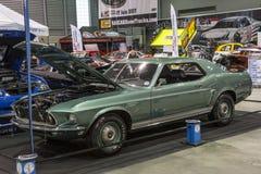 Mustang-GT-Coupé Lizenzfreie Stockfotos
