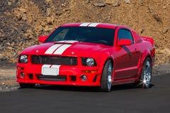 Mustang GT del Ford Immagine Stock Libera da Diritti