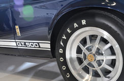 Mustang GT500 di Shelby Immagine Stock Libera da Diritti