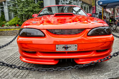 Mustang  GT Front Royalty Free Stock Image