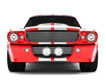 Mustang GT500 de Shelby Image libre de droits