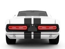 Mustang GT500 de Shelby Fotografia de Stock