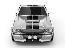 Mustang GT500 di Shelby Immagini Stock Libere da Diritti